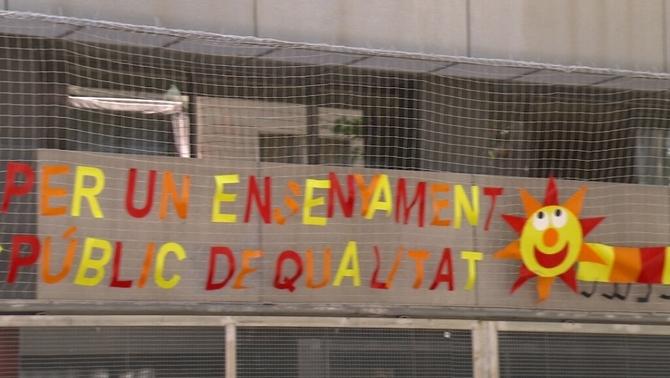 La demanda de P3 a l'escola pública supera per primer cop la concertada a Barcelona