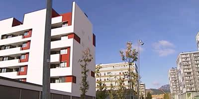 La venda de pisos puja un 70% al febrer a Catalunya