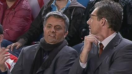 Mourinho vol estar a la grada