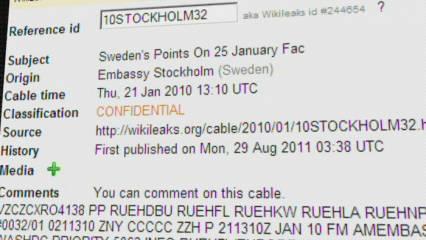 Atac a Wikileaks després de la seva última filtració