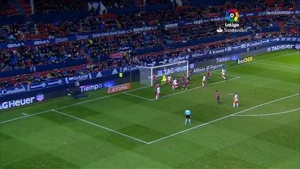 Resum de l'Osasuna, 3 - València, 3