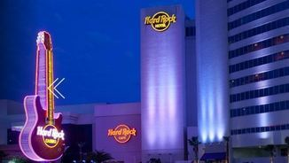 Hard Rock Hotel & Casino a Biloxi, als Estats Units
