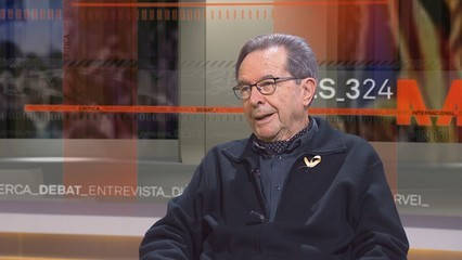 Entrevista a Ricard Torrents, rector fundador de la Universitat de Vic