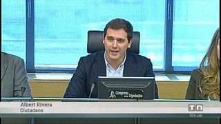 Ciutadans proposa que els nous funcionaris no sàpiguen obligatòriament català