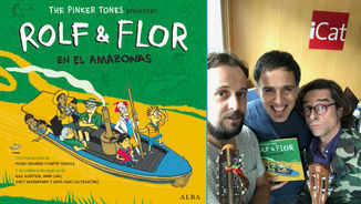 """Rolf i Flor a l'Amazones"""