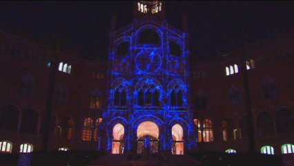 """Mapping"" a l'Hospital de Sant Pau"