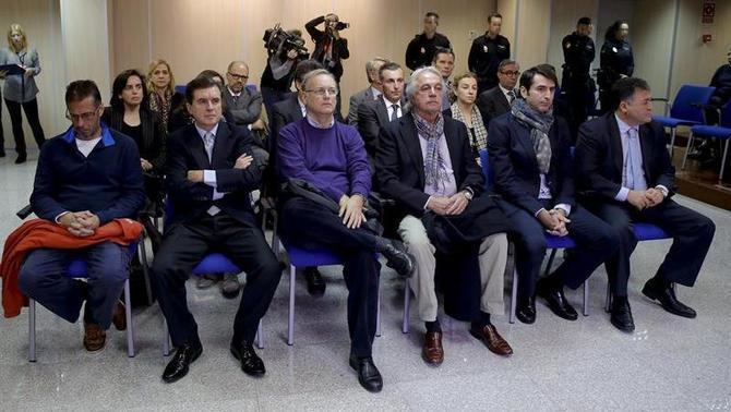 """Judici """"cas Nóos"""": Pepote acusa Matas de donar les """"directrius"""" per """"vestir el sant"""""""