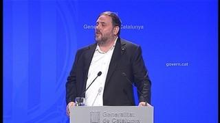Generalitat i Suprem discrepen sobre la suspensió de la intervenció de les finances catalanes