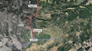 Repunt de la sinistralitat a l'N-230 i nova reclamació d'una autovia, però sense consens a Aragó