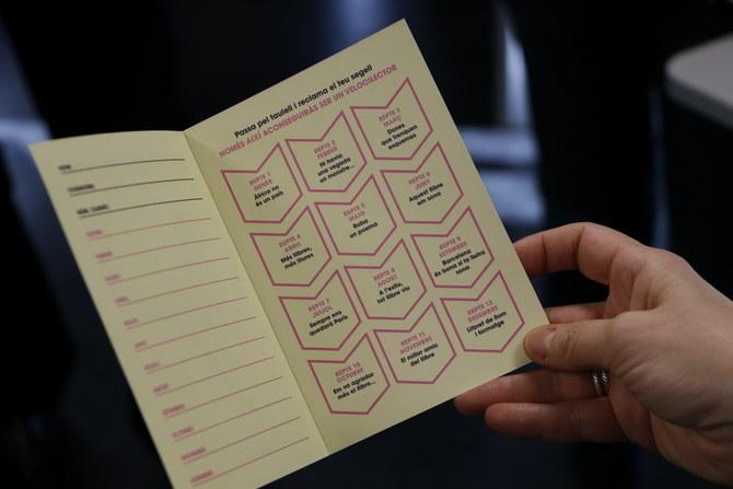 Un passaport literari amb 12 reptes mensuals busca fomentar la lectura a les biblioteques