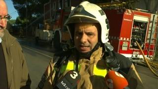 L'incendi a Sant Andreu de Llavaneres causat per la síndrome de Diògenes