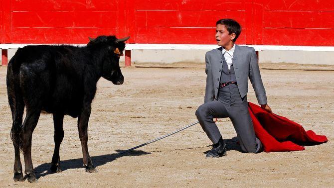L'ONU vol que Espanya prohibeixi que els menors vagin o participin a les corrides