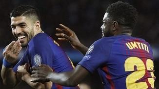 Bon resultat per a la tornada. El resum del Barça - Roma
