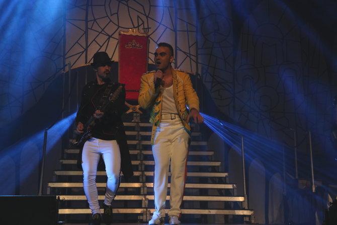 El Teatre Coliseum deixa entrar l'esperit de Queen amb un espectacle tribut a la banda