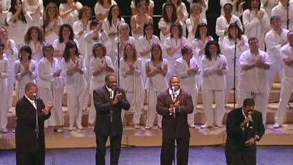Gospel Viu i The Brotherhood Singers, junts a l'Auditori de Girona