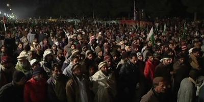 Milers de pakistanesos es manifesten contra la corrupció i per demanar reformes en la llei electoral