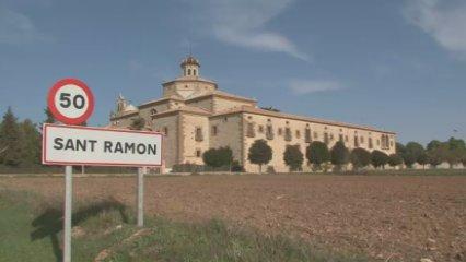 Mercedaris del santuari de Sant Ramon Nonat