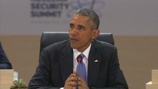 Obama a la Cimera de Seguretat Nuclear