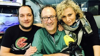 """""""El racó de pensar"""", amb David Fernàndez i Xavier Antich. """"El matí de Catalunya Ràdio"""", temporada 2016/2017"""