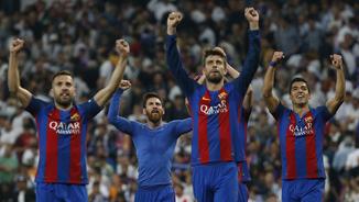 Reial Madrid-Barça