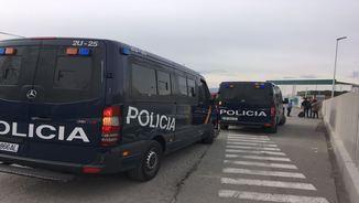 Inspecció policial de gran abast a l'escorxador Le Porc Gourmet, a Osona