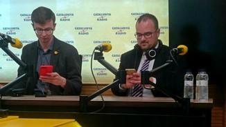Jordi Martínez i Xavier Tomàs