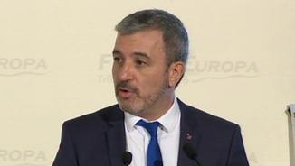 El nou tinent d'alcalde d'Empresa i Cultura, Jaume Collboni