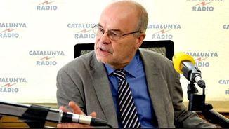 """L'exconseller Antoni Castells: """"Un corralito a Catalunya? És descartable"""""""