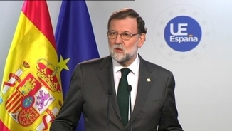 Mariano Rajoy a Brussel·les