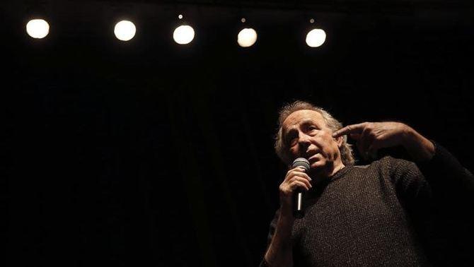 """Serrat afirma que el procés sobiranista és """"la fira dels disbarats"""""""