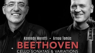 BEETHOVEN: CELLO SONATAS & VARIATIONS (aglae)
