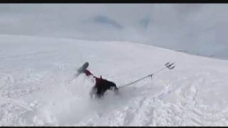Volar a la neu! (2a part)