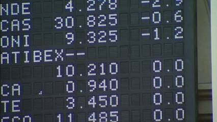 La prima de risc i la borsa acusen la incertesa sobre Bankia