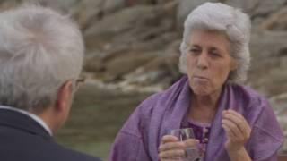 """Maria Teresa Ilari a """"Retrats"""": """"L'aigua de mar té tots els components que van donar la vida, suposadament, al planeta Terra"""""""