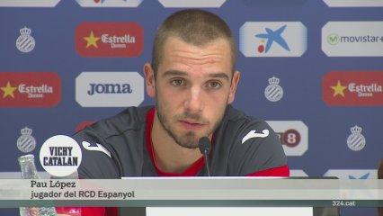 Pau López no té por del Madrid
