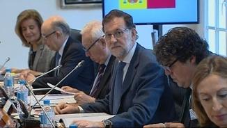 Reunió del Consell de Ministres