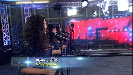 "Ugar Sisters - ""Mr. Sandman"" - Càstings"