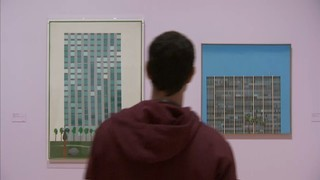 Retrospectiva de David Hockney a la Tate de Londres