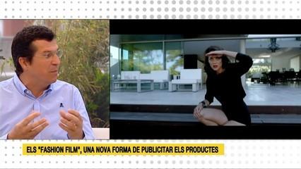 """Fashion films"", noves maneres de fer publicitat"