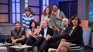 """""""Com si fos ahir"""", un abans i un després a la sobretaula de TV3"""
