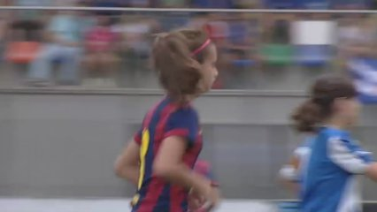 Camp.Catalunya Final femenina aleví-infantil