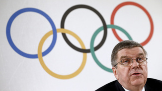 Thomas Bach, president del COI (Reuters)