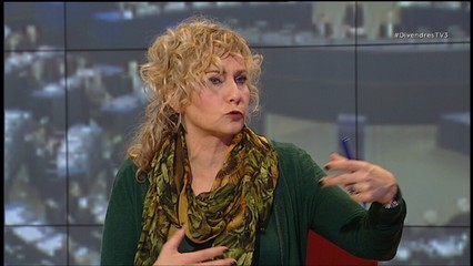El boicot a la conferència del govern a l'Eurocambra, amb Mònica Terribas