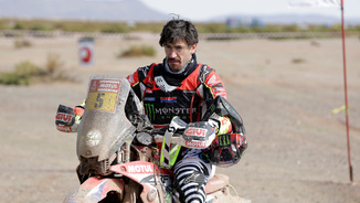 Joan Barreda al Dakar (Reuters)