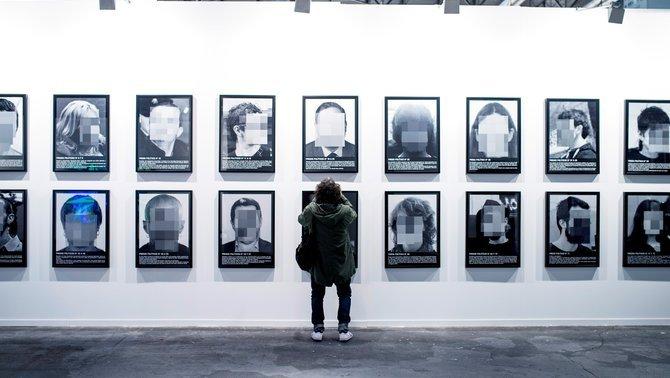 Retirada una exposició d'Arco sobre presos polítics amb Junqueras i els Jordis