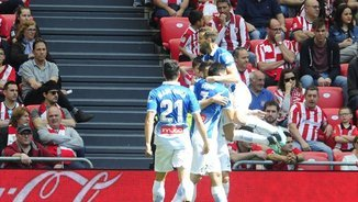 Athletic, 0 - Espanyol, 1. La primera part