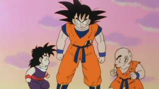 La potència de l'atac d'en Kaito! En Son Goku contra en Vegeta! (cap.13)