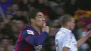 La nit més gran de Luis Suárez