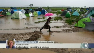 Demantellament imminent d'Idomeni