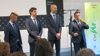 "Programa 3: ""Audicions íntimes"", amb The Gourmets Vocal Quartet (II)"